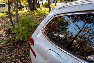 【ノベル風旅行記】秋の北信州⑤彩る小布施とモノクローム