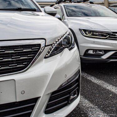 【オフ・リズム】比較するから良さが見える ワゴンクラスタとオフの意義(Peugeot 308SW リアシート編)