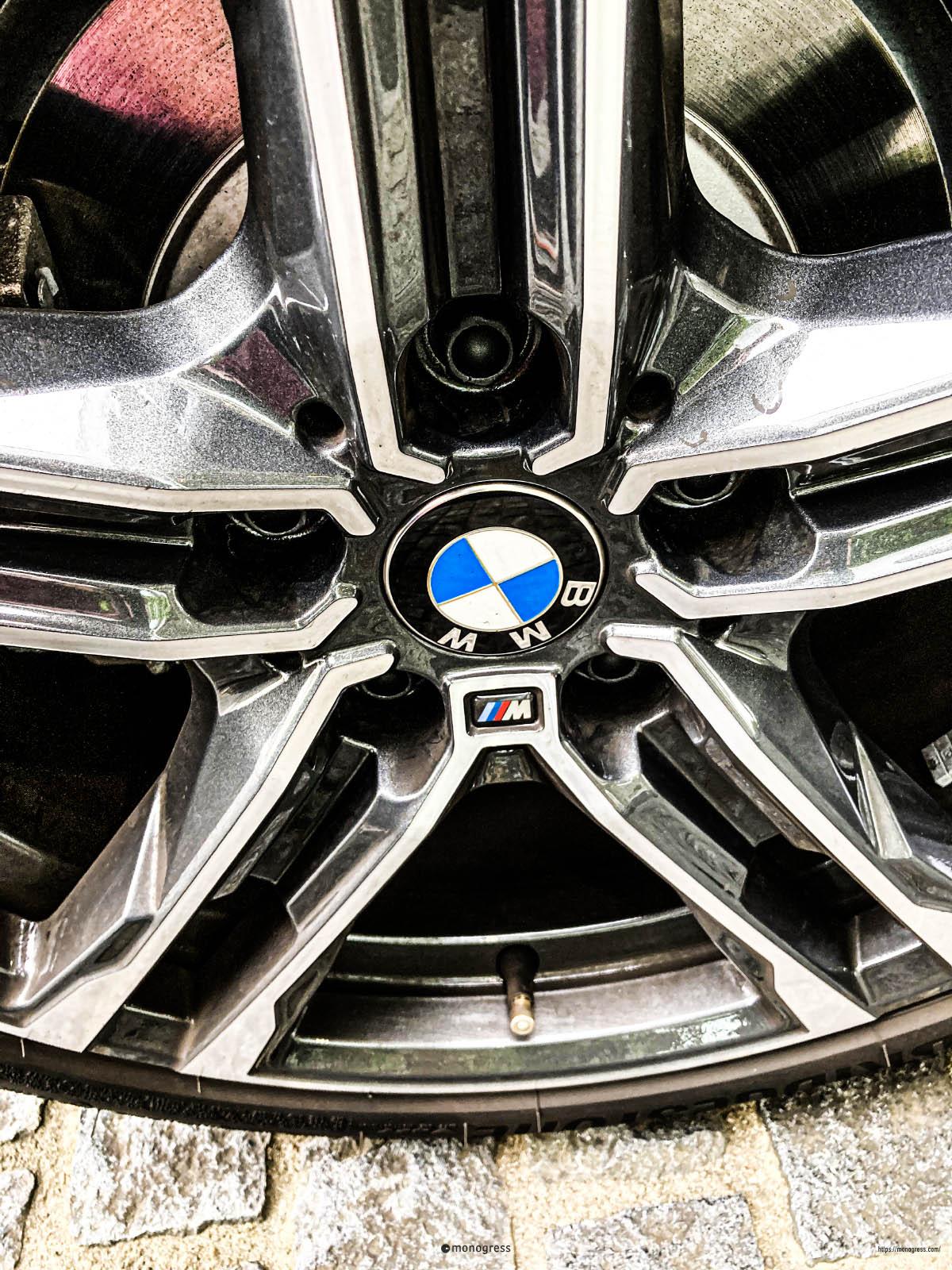 BMW 218i M-Sport ホイール