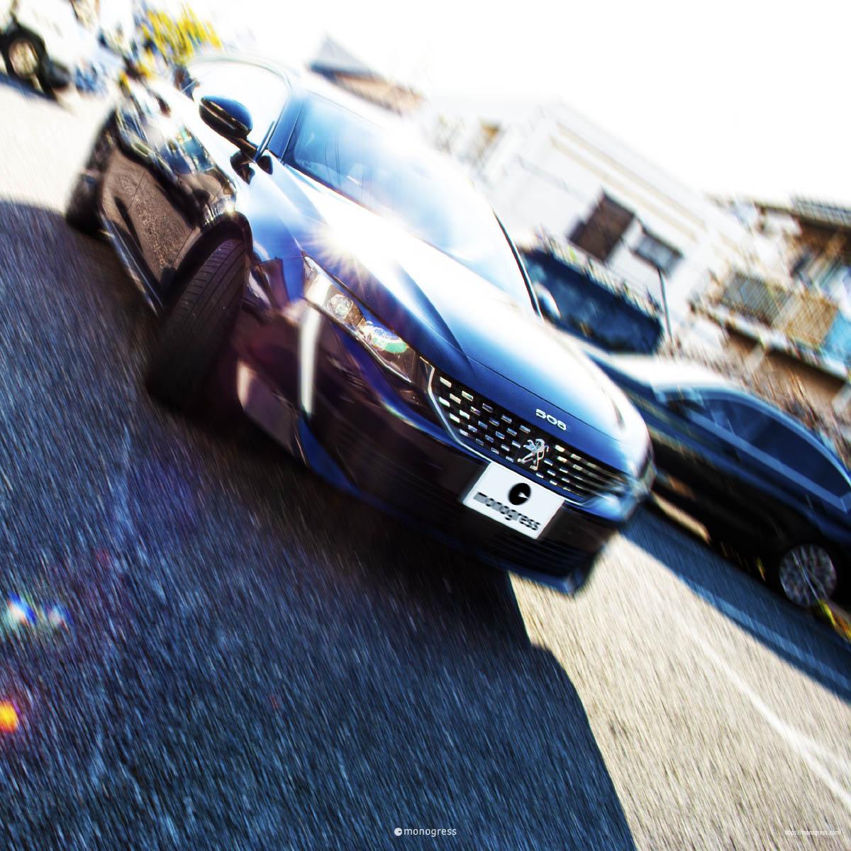 Peugeot 508 SW かっこいい