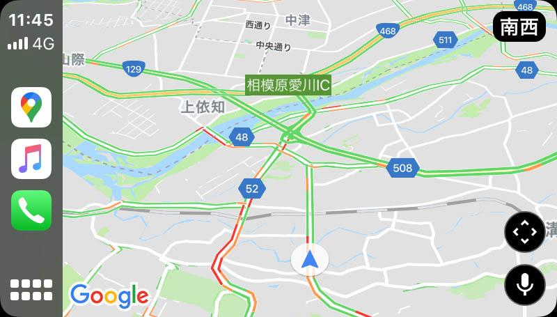 GoogleMapの誘い