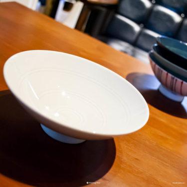 白山陶器「平茶わん」で食卓に美を