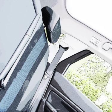 308SW TECH PACK EDITIONのリアシート・空間設計を吟味する