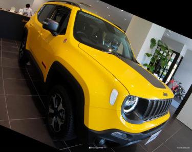 【褒めちぎり祭り】Jeep Renegade 次のミッションはクルマをオシャレに変えること!【試乗記】