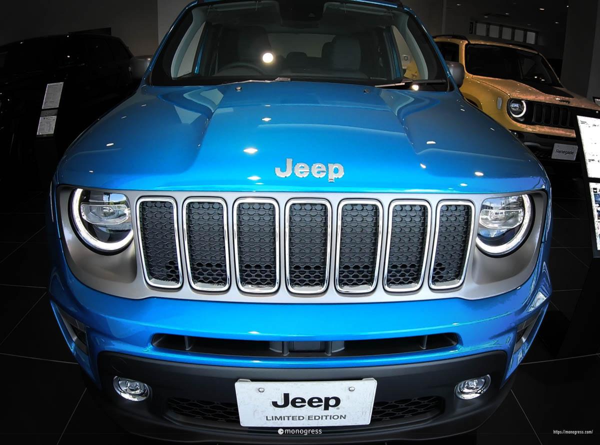 Jeep レネゲード リミテッド