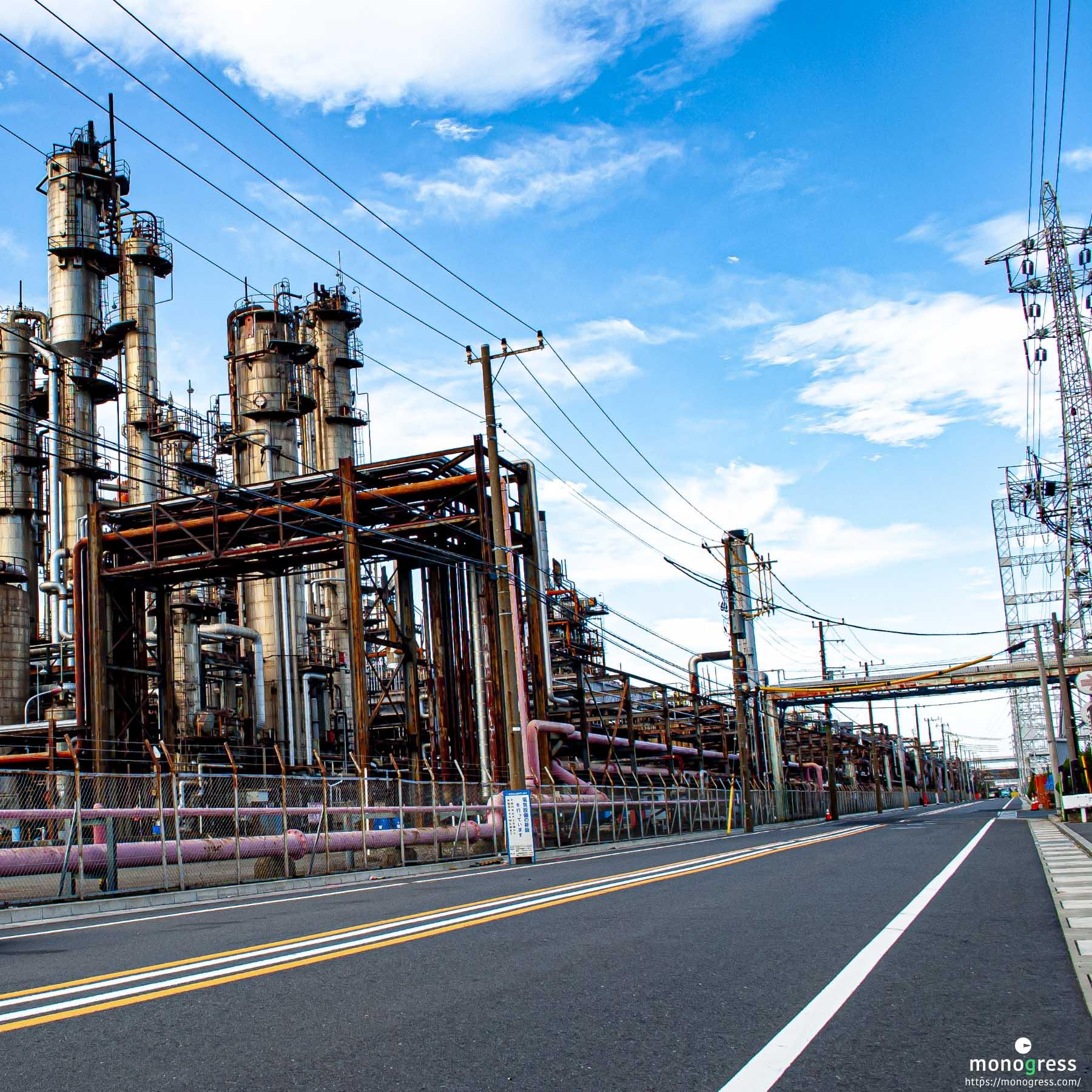 川崎産業道路