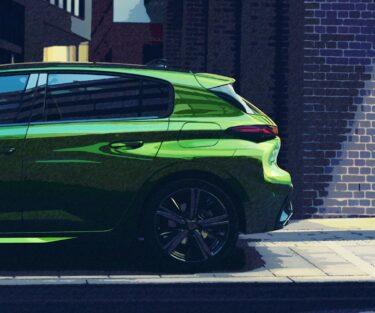 Peugeot 308 新型デビュー!あなたもフランス車の虜になろう