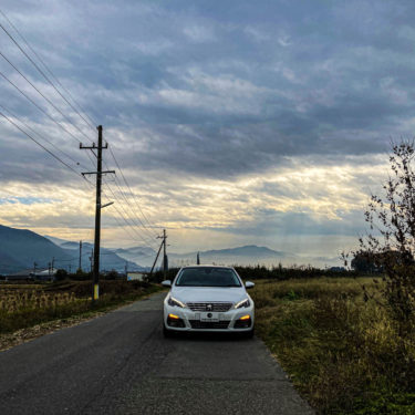 【ノベル風旅行記】秋の北信濃②上信越自動車道 苛立ちは霧の中に