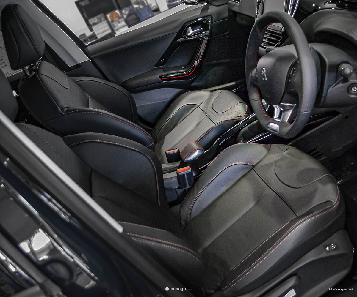 Peugeot2008 i-Cockpit