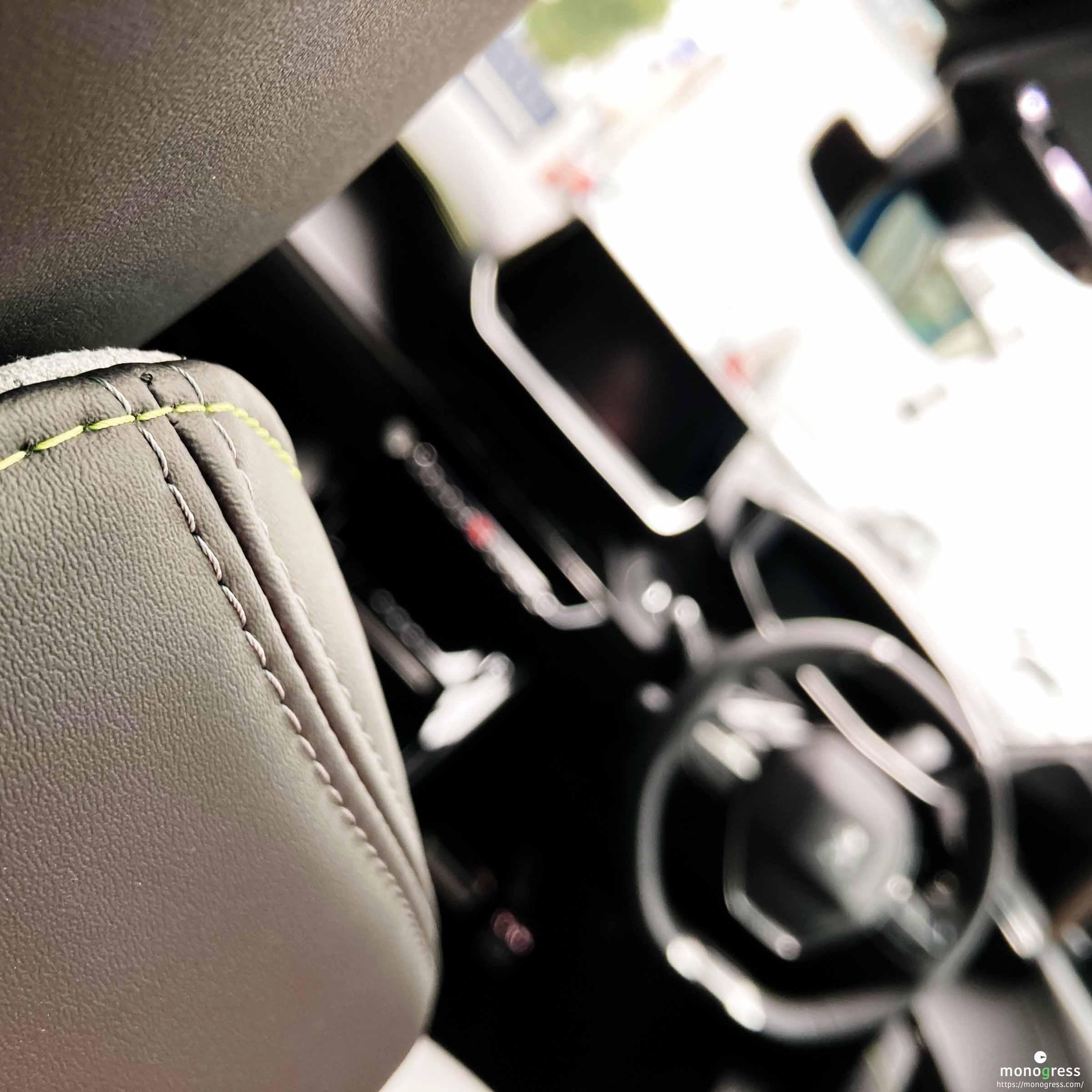 Peugeot 208 インテリアイメージ