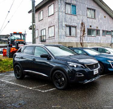 偽りなしの自動車選び Peugeot SUV 3008 GT Line BlueHDi