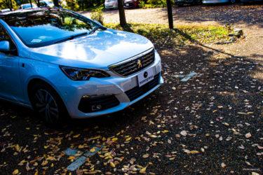 Peugeot 308SW 山道でのフットワークを見直したぞ