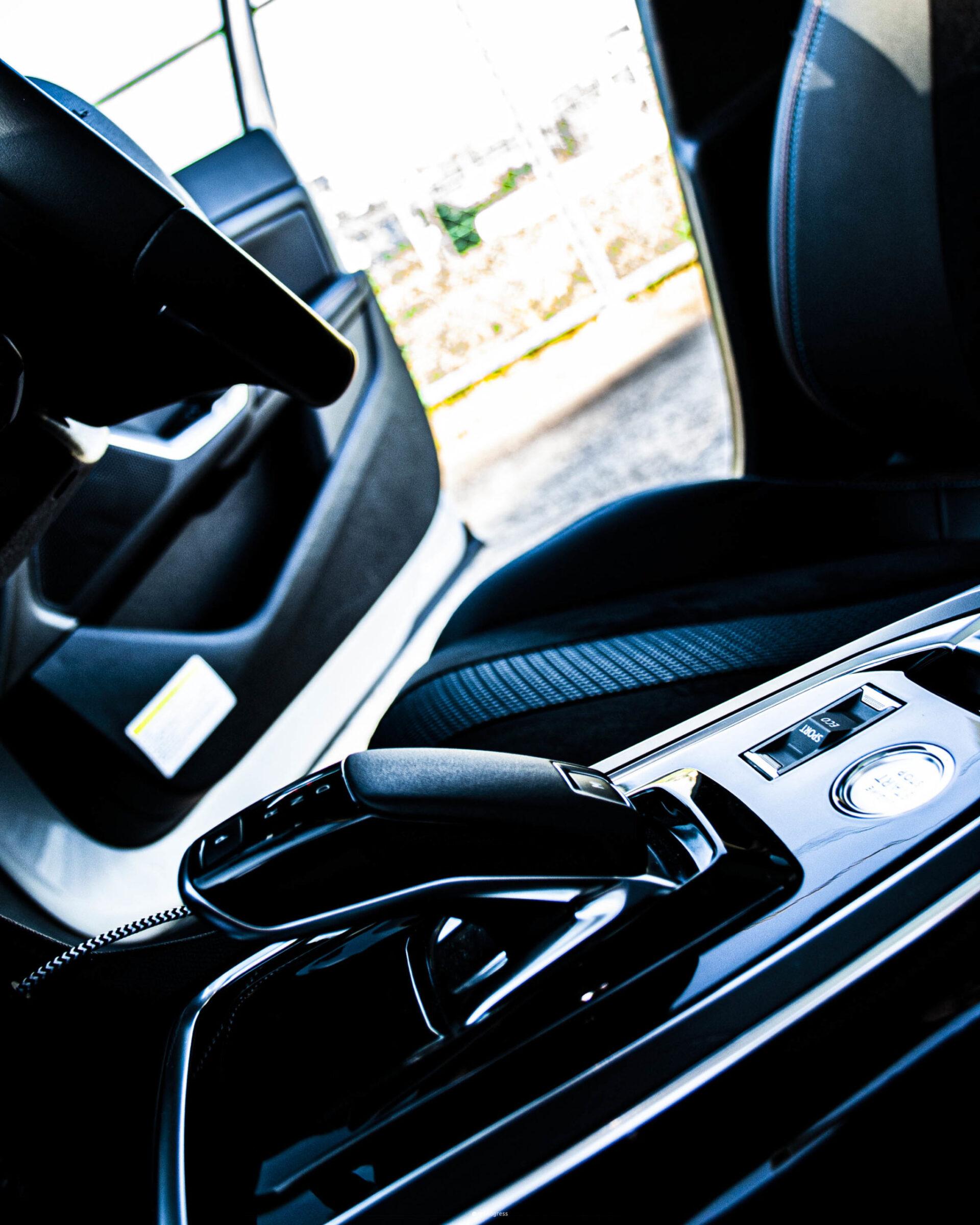大サイズ Peugeot 308SW シフトレバー