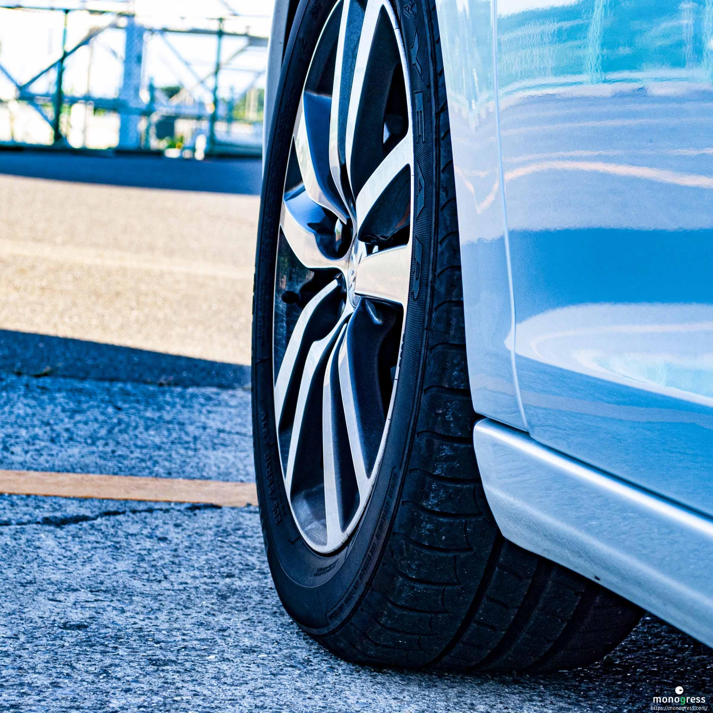 プジョー 308SW タイヤ