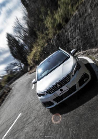偽りなしの輸入車選び Peugeot 308SW Allure 1.5L BlueHDi ディーゼル