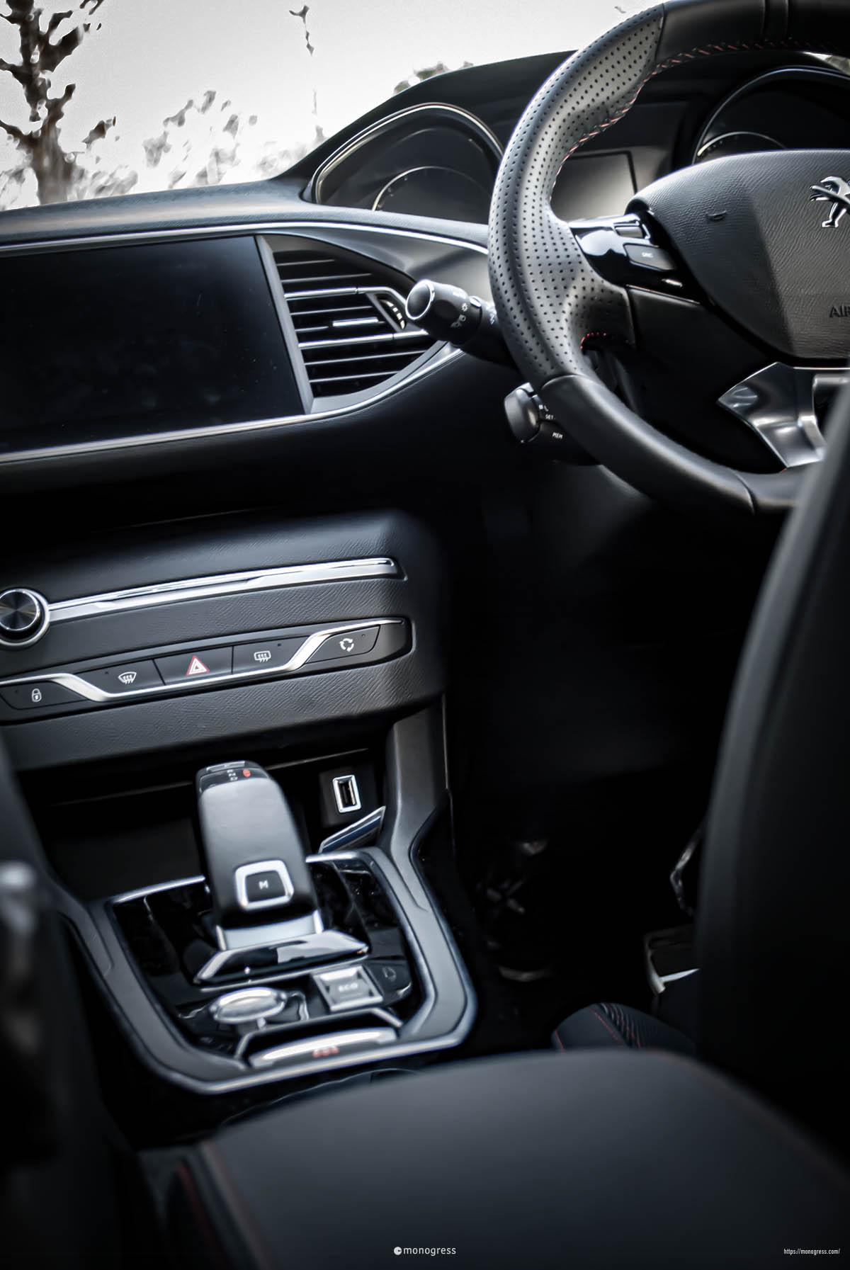 PEUGEOT 308 GT-Line i-Cockpit
