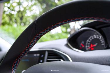Peugeot 308SW 高速安定性と車体の震え