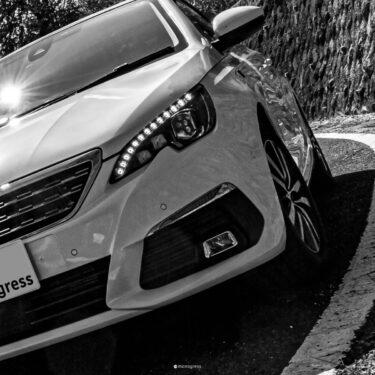 【モーター・アーツ】高感度スタイルワゴン Peugeot 308SW