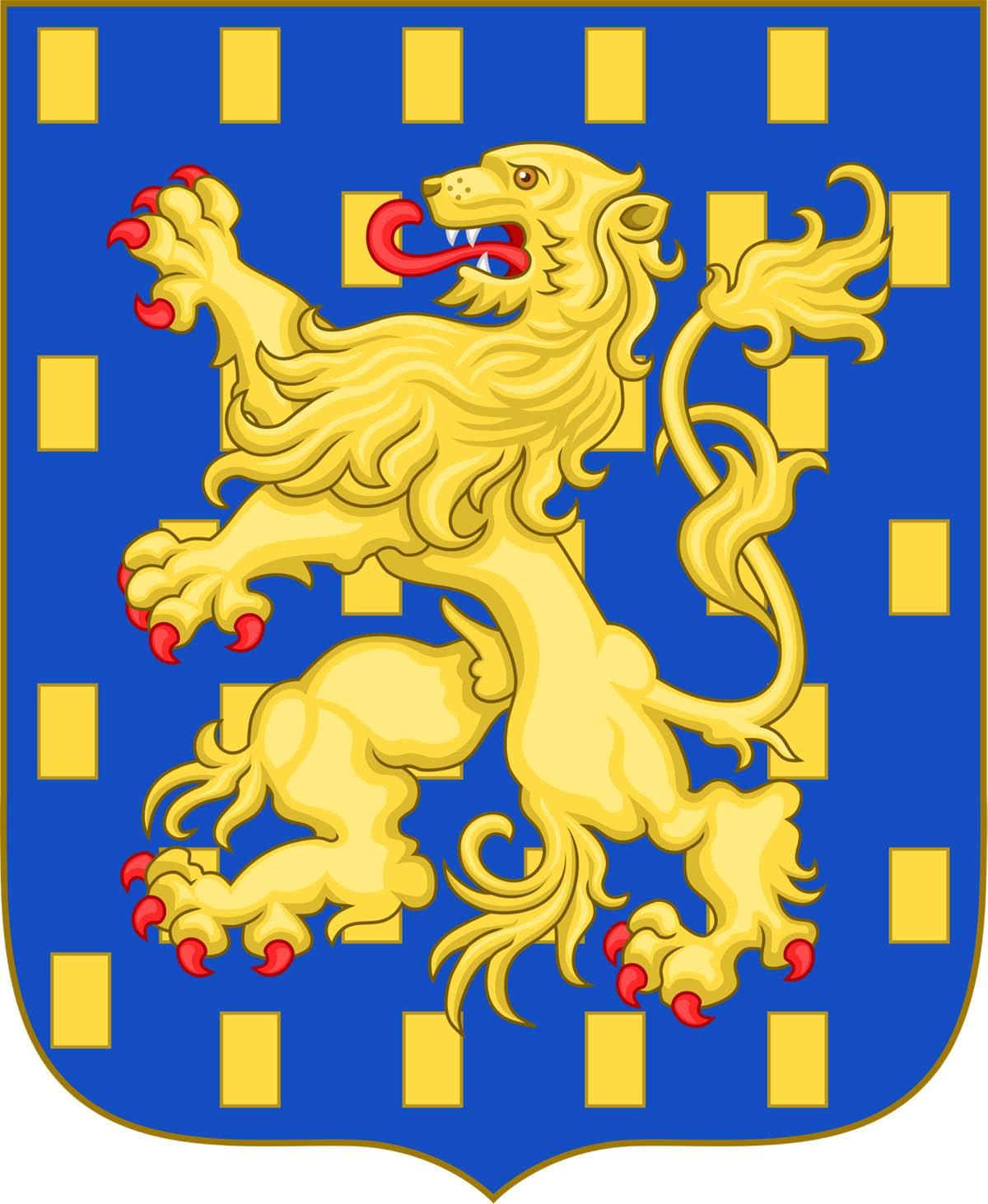 ナッサウ家の紋章