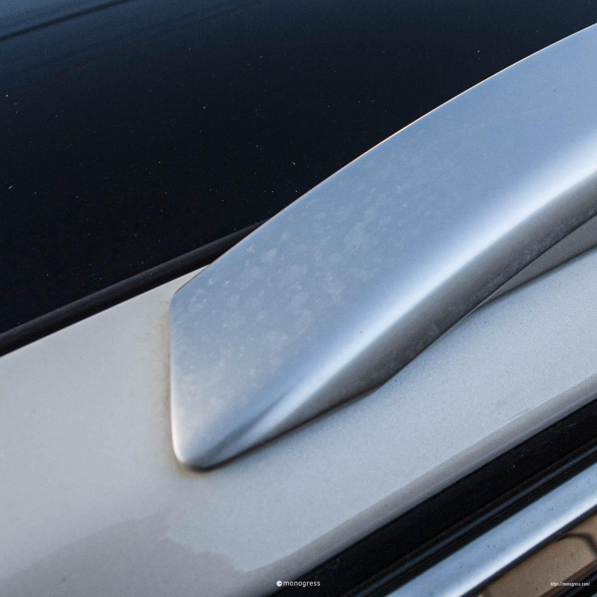 Peugeot 308 ルーフレール