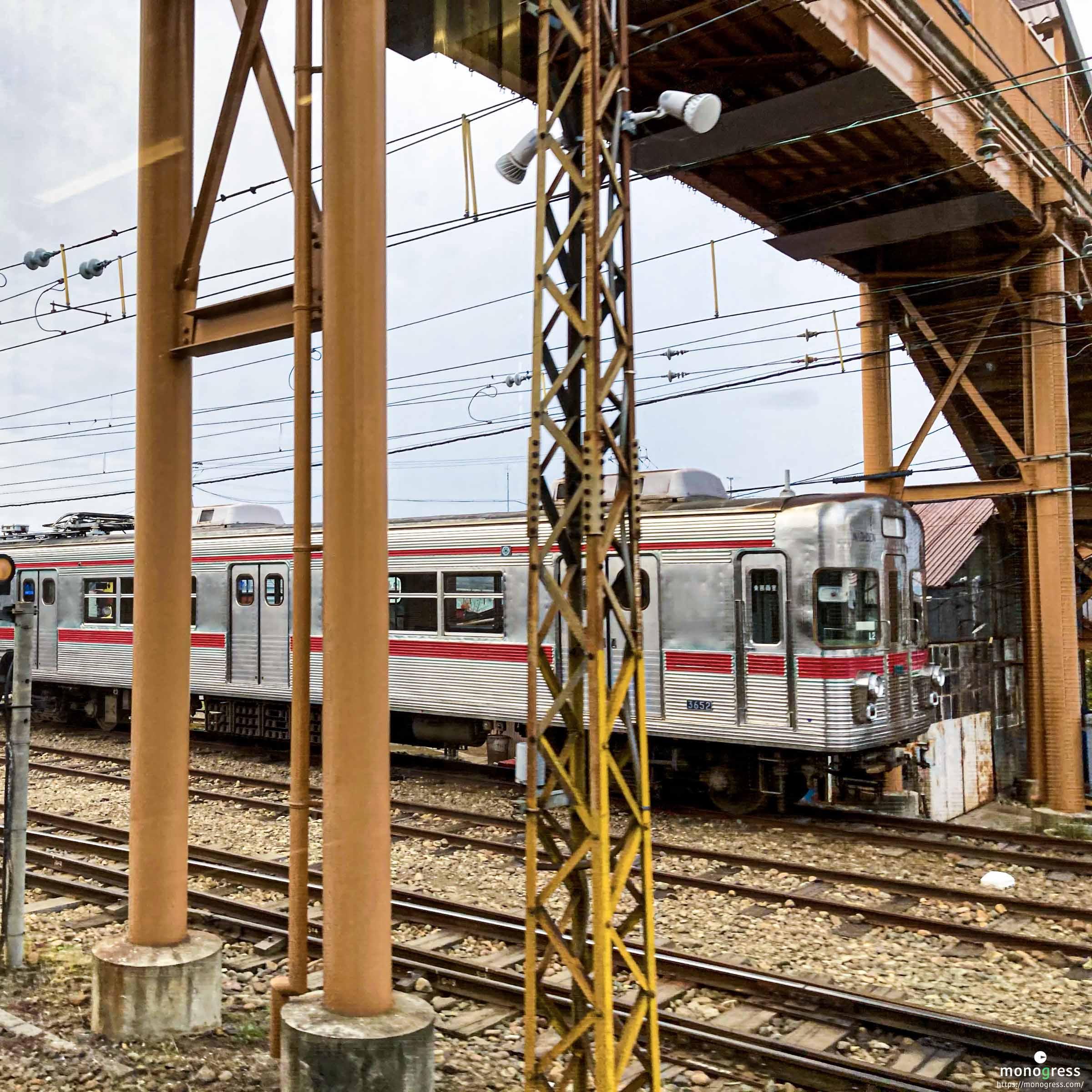 2020秋の長野小布施旅行 旧日比谷線車両