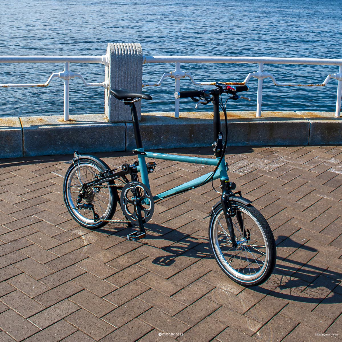 Tyrell IVE 折りたたみ自転車